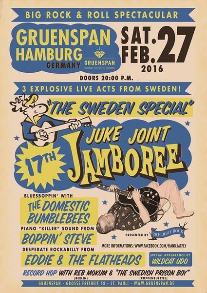 Juke Joint Jamboree 27022016