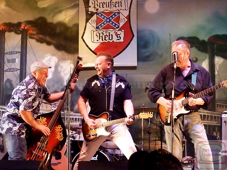 20.Brandenburger-The-Blue-Cats | Rockabilly Rendezvous Kulturmagazin