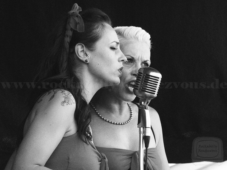 3. Firebirds Festival The Silverettes| Rockabilly Rendezvous Kulturmagazin