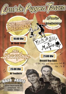 Rockabilly Rendezvous Magazin - Hapa Haole May Dance 30.04.2012