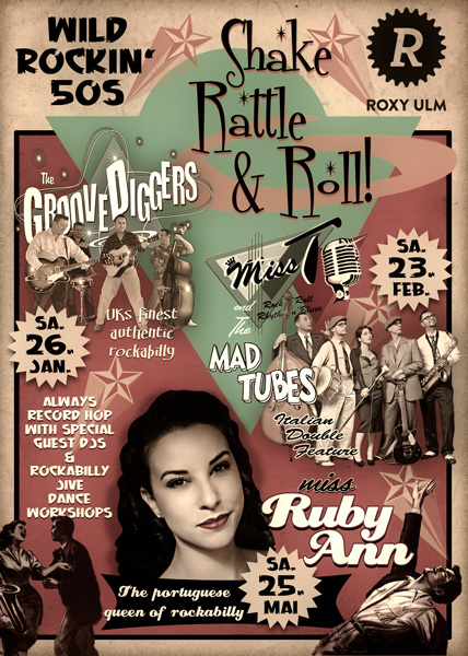 Rockabilly Rendezvous Magazin - Roxy Ulm