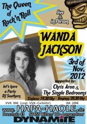 Rockabilly Rendezvous Magazin Wanda Jackson