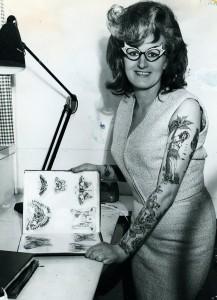 (c)Taschen Verlag 1000 Tattoos  - Rockabilly Rendezvous Magazin