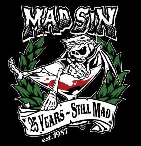 Rockabilly Rendezvous Magazin 25 Jahre Mad Sin