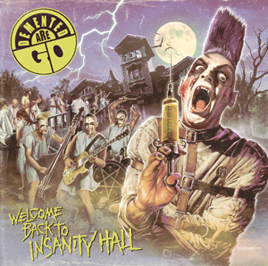 Rockabilly Rendezvous Magazin -Welcome Back To Insanity Hall