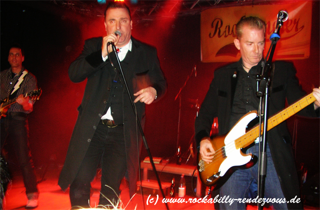 Rockabilly Rendezvous Magazin Lou Cifer and the Hellions Moersquake 2012
