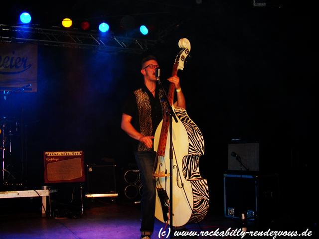 Rockabilly Rendezvous Magazin Rockmaier Moesquake 2012