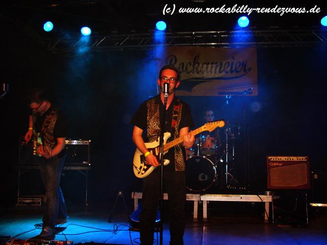 Rockabilly Rendezvous Kulturmagazin - Rockmaier Moersquake 2012