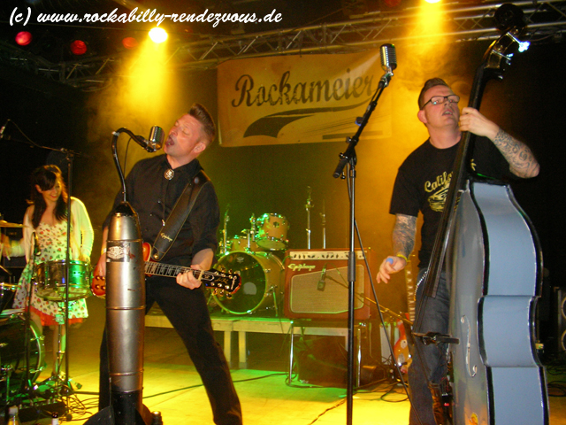 Rockabilly Rendezvous Magazin Tom Toxic Moersquake 2012