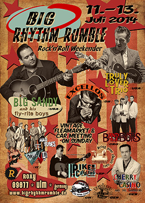 Big Rhythm Rumble | Rockabilly Rendezvous Kulturmagazin