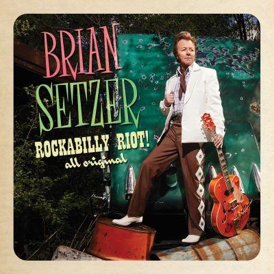 Brian Setzer Rockabilly Riot | Rockabilly Rendezvous Magazin