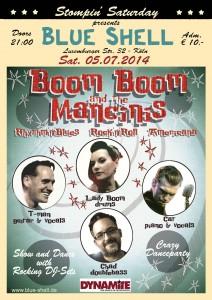 Boom Boom Maniacs | Rockabilly Rendezvous Kulturmagazin