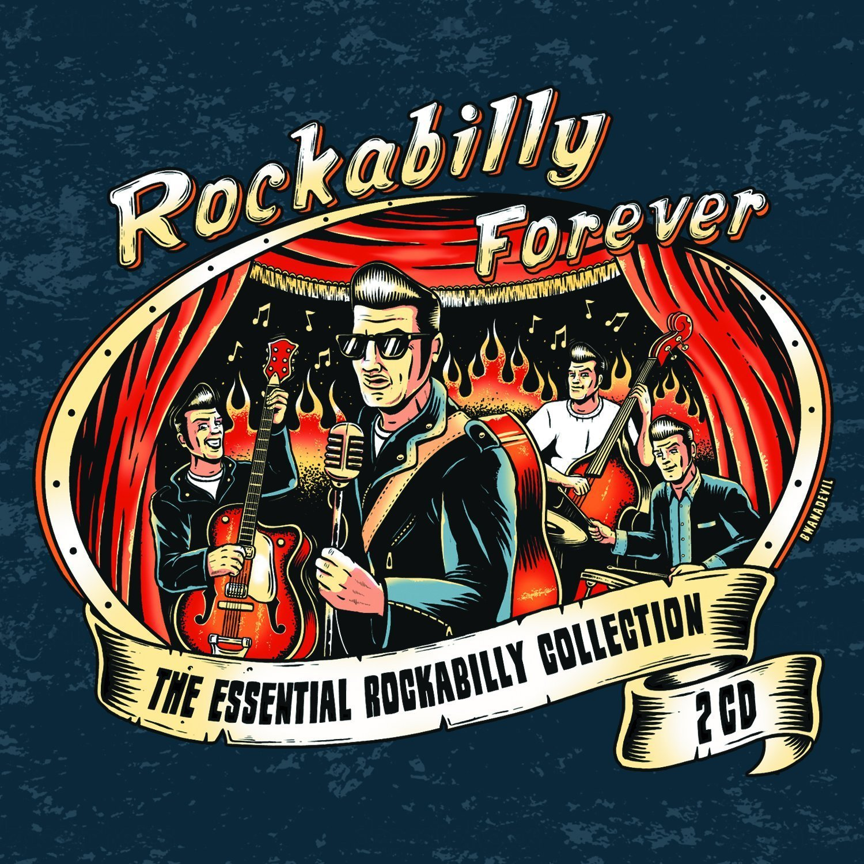 Johnny Burnette / Johnny Burnette Trio, The* Rock 'N Roll Trio, The - Tear It Up