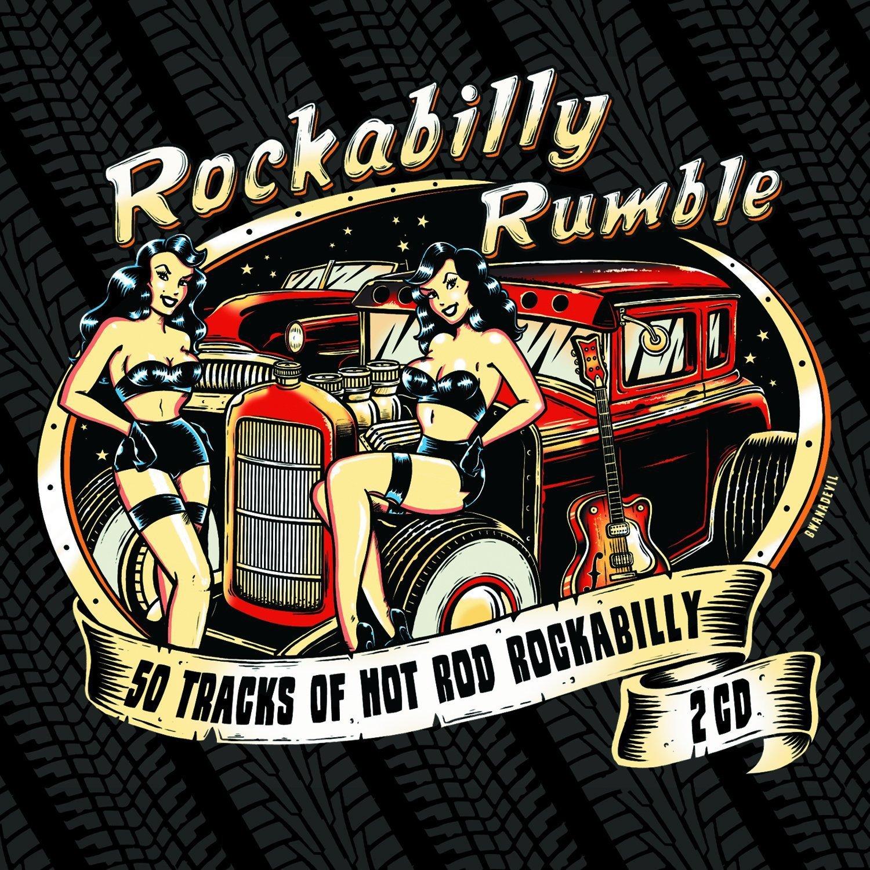 Rockabilly Doppel Cd Triologie Von My Kind Of Music