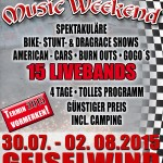 Bike Weekend Geiselwind 2015