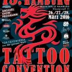 15. Tattoo Convention in Hamburg