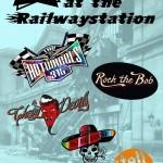 Rumble At The Railwaystation 4 |