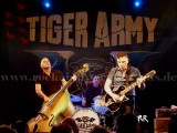 Tiger Army 22112016 Essigfabrik, Köln