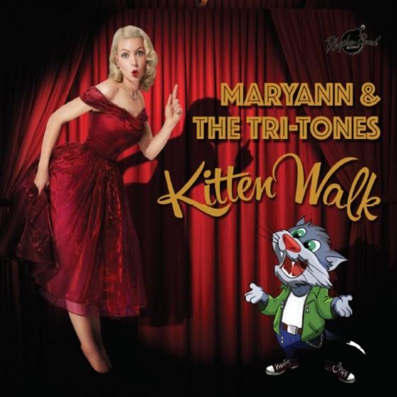 Maryann & The Tri-Tones Kitten Walk