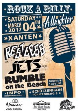 Rockabilly Allnighter Xanten 04032017