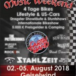 Bike and Music Weekend 02.082018